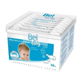Sikkerhets Bomullsdotter Baby Bel (56 uds)