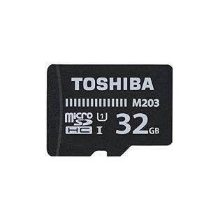 Sd Karte.Micro Sd Karte Toshiba Thn M203k0320ea 32 Gb