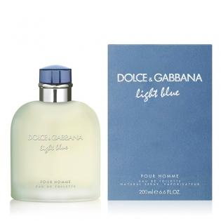 Moški parfum Light Blue Homme Dolce   Gabbana EDT   Kupite po ... bc989925af3a