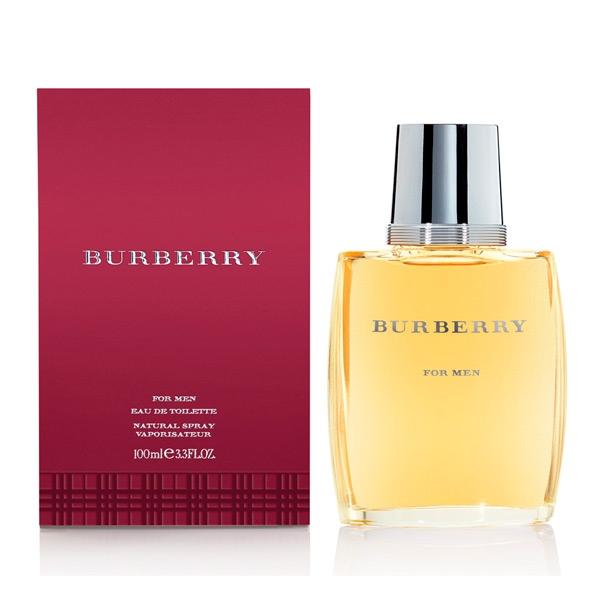 burberry male perfume price
