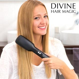 Elektrická kefa na žehlenie vlasov Iondict  49cd1da394f