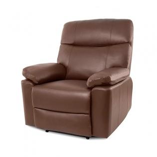 Poltrona Relax Massaggiante Marrone Cecotec 6117
