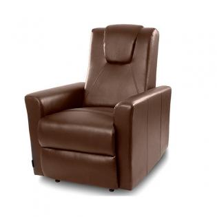 Poltrone Relax Massaggio Prezzi.Poltrona Relax Massaggiante Marrone Cecotec 6150 Comprare A