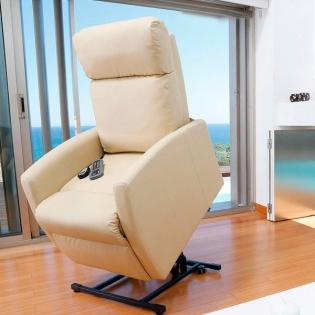Poltrone Relax Massaggio Prezzi.Poltrona Relax Massaggiante Alzapersona Cecorelax Compact 6007