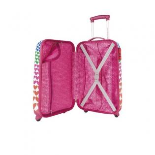 ab77afe56740 Húzható Bőrönd Agatha Ruiz De La Prada 147282   Vásárolj nagyker áron