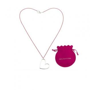 8eb765952 Dámský náhrdelník s přívěskem srdce Agatha Ruiz De La Prada (4,2 - 46