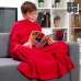 Extra Soft Snug Snug Kids Blanket with Sleeves