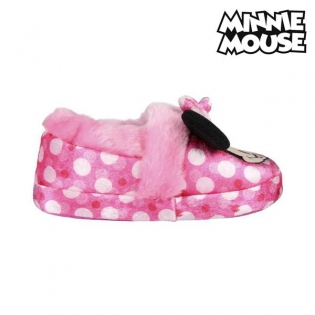 Zapatillas de Estar por Casa 3D Minnie Mouse 73376 Rosa