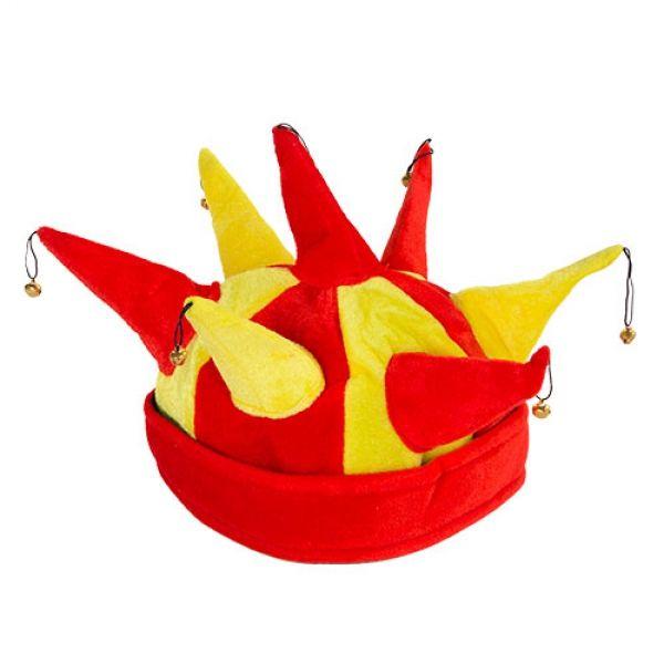 Cappello Giullare con 7 Sonagli Bandiera Spagnola Cappello Giullare con 7  Sonagli Bandiera Spagnola ... a95e82df5ade