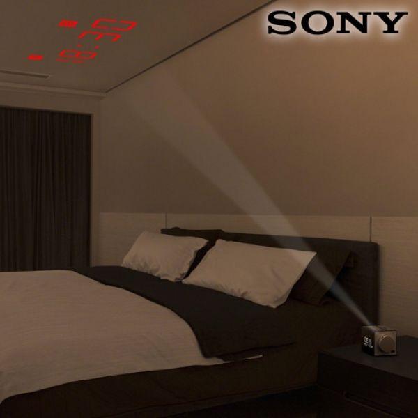 sony icf c1pj. sony icfc1pj projection radio alarm clock icf c1pj