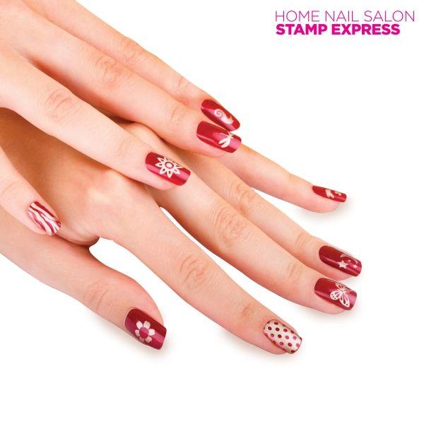 Set de decoración de uñas Stamp Express | Comprar a precio al por mayor