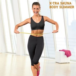Спортен Комплект X-Tra Sauna Body Slimmer