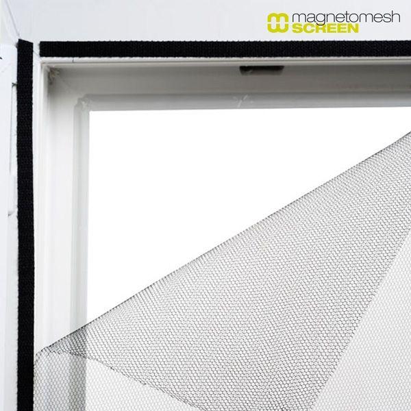 Moustiquaire pour fen tre magneto mesh screen acheter for Acheter moustiquaire pour fenetre