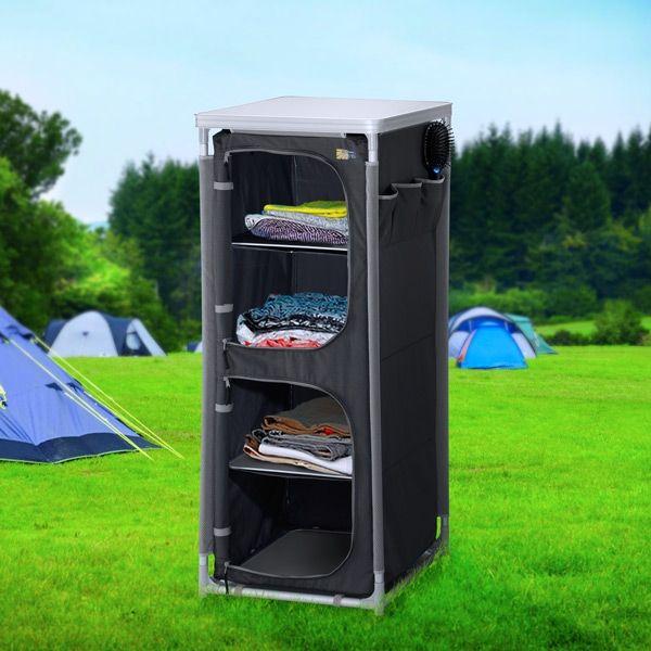 Artesanato Hippie Atacado ~ Armario de camping Campart Travel CU0720 Comprar a precio al por mayor