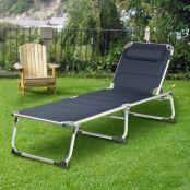 Chaise Longue Pliante Campart Travel BE0637