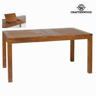 Mesa comedor ohio extensible - Colección Be Yourself by Craftenwood ...
