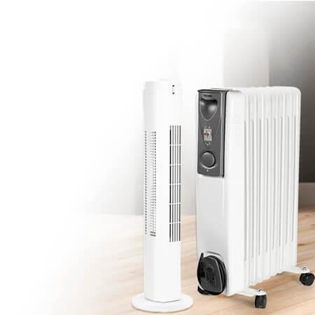 Uppvärming och Luftkonditionering
