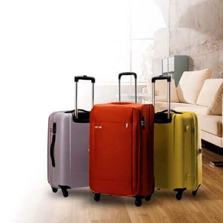 Bőröndök és Táskák