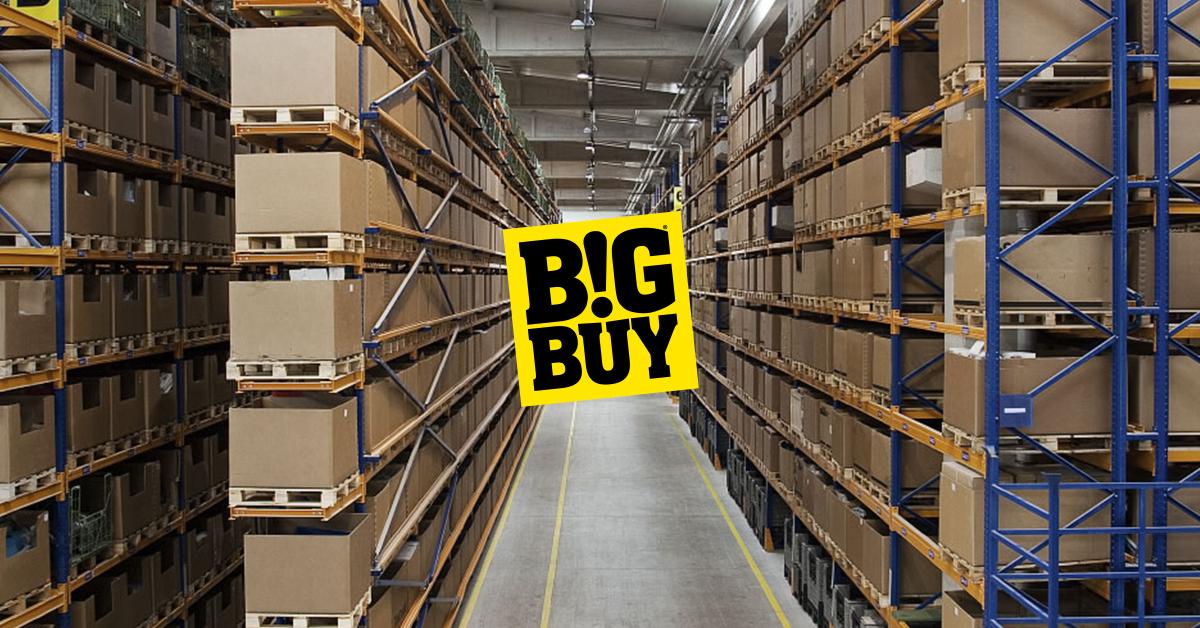 de beste dropshipping leveranciers in Nederland - bigbuy