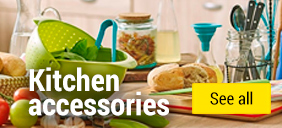 Kitchen utensils and accessories