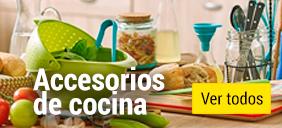 Accesorios y utensilios de cocina
