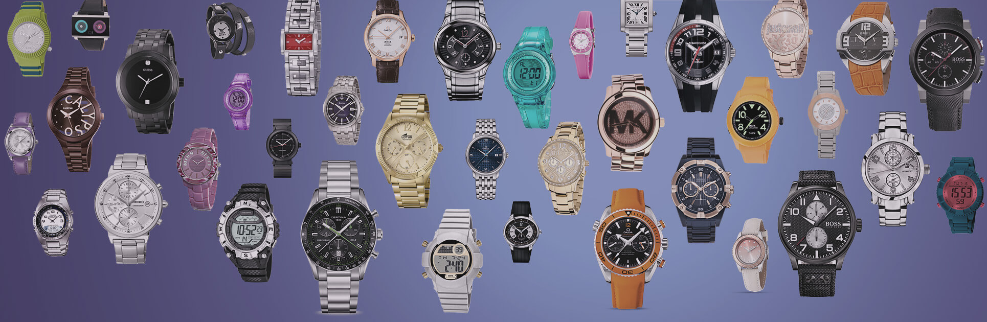 NEW SECTION: WATCHES