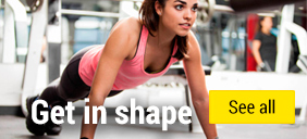 deportista / en forma